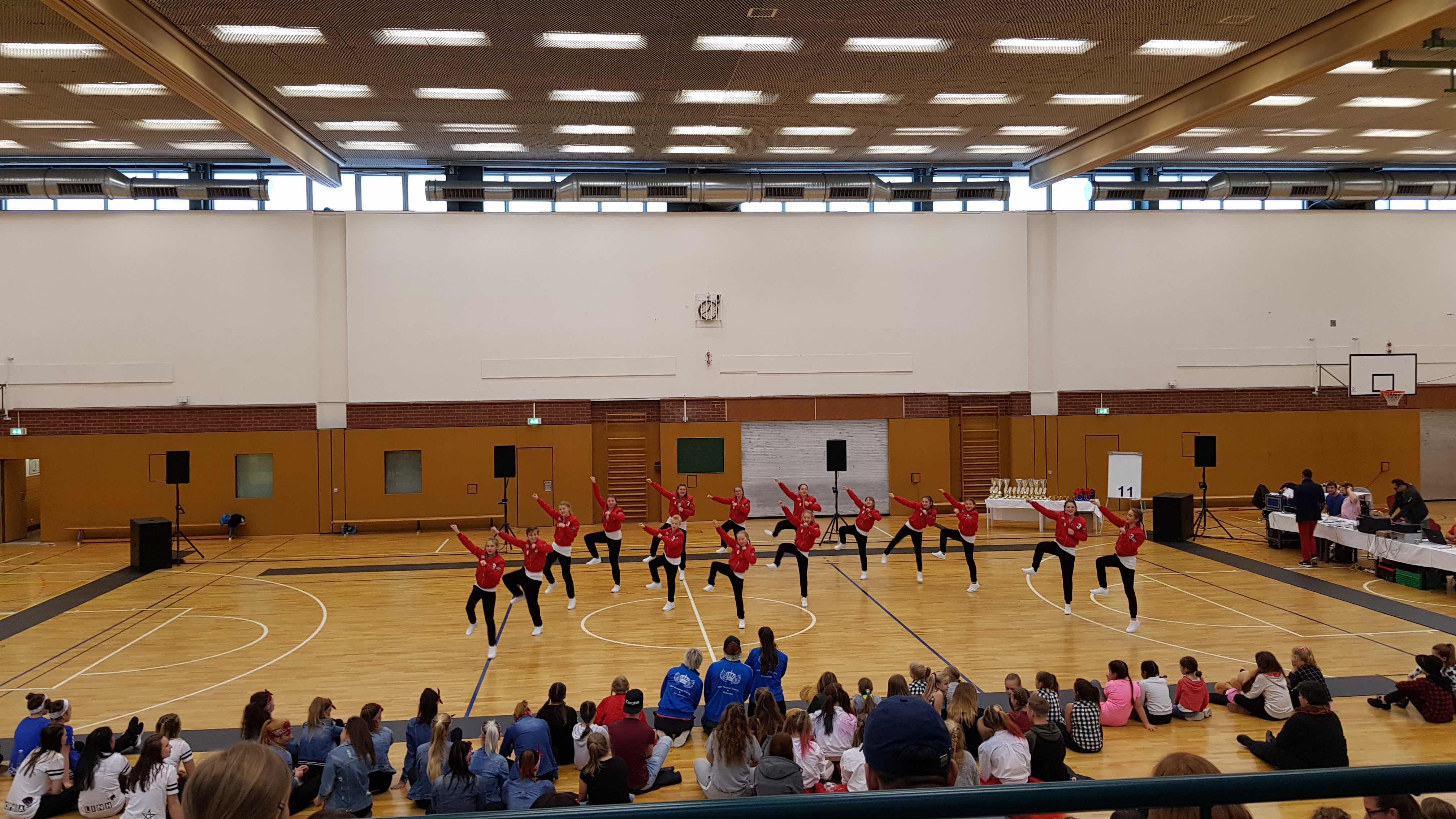 DDP's NEXT DDProject Doerte Freitag HipHop Tanzschule Dresden